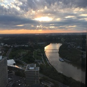 Views from the Telus Tower