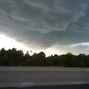 Storm over the 401