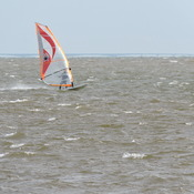 Windsurfing on PEI