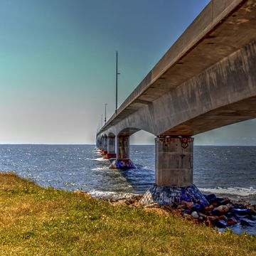 Confederation Bridge P.E.I