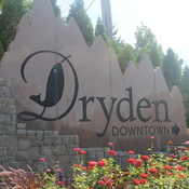 Dryden Sign