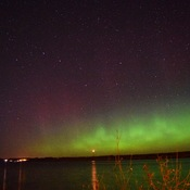 Last Mountain Lake Aurora, Regina Beach