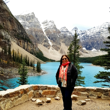 Amizing Moraine Lake