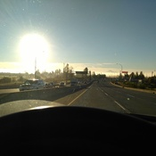 The Long Morning Drive