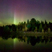 September Northern Lights