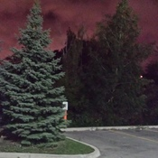 October 1st Night Sky - Guelph, On