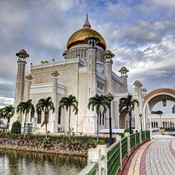 Oldest mosque in Bandar Seri Begawan - Brunei