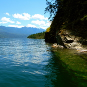 Slocan Lake, British Columbia