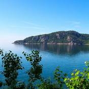 ALONA BAY LAKE SUPERIOR ONTARIO CANADA