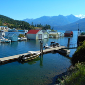 KASLO, British Columbia