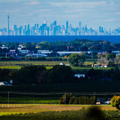 Toronto from the Niagara Escarpment