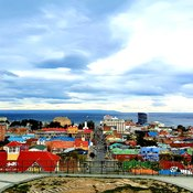 Punta Arenas- lookout point