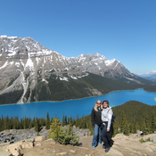 Beautifull Peyto Lake