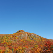 Autumn mountain