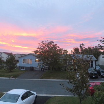 what a nice picture to look at in the night time in mount pearl NL