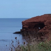 Red Cliffs of the North Shore