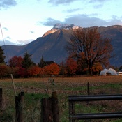 Beautiful Mt Cheam