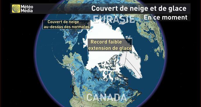 Les régions de l Eurasie seraient également affectées par cette  transformation progressive de l air arctique. L étude identifie notamment  la fonte glaciaire ... 3bdb3117f810