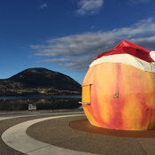 Christmas Cheer on the Peach in Penticton BC