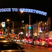 Greetings from Greektown.