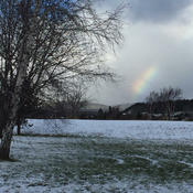 Ever heard of a 'snowbow'?