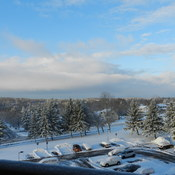 First Snow in Barrie
