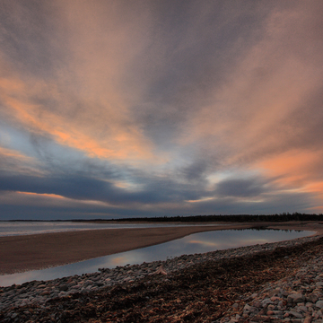 Lawrencetown Sunset