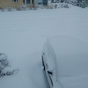 first wave of snow in steinbach mb