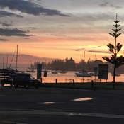 Dawn Port Macquarie