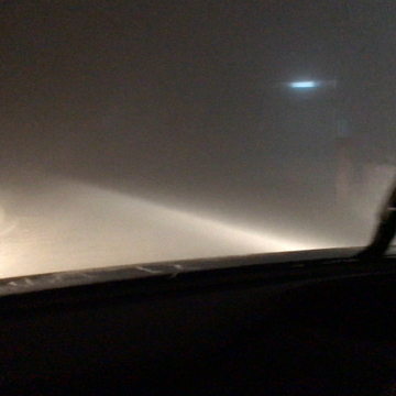 Heavy fog in patiala