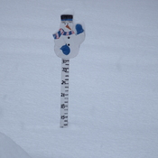 30+cms of snow Dec 8th