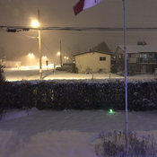 Snow in chilliwack