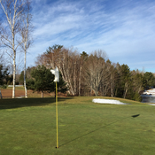 Winter Golf Destination in Nova Scotia