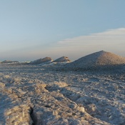 Long Point ice mounds