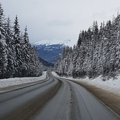 highway to revelstoke