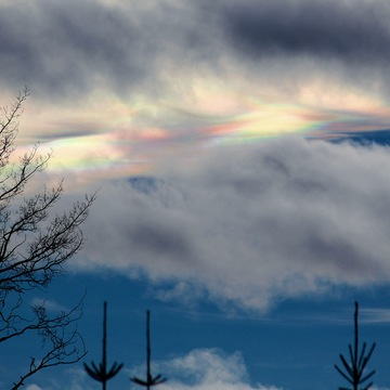 Iridescent Cloud