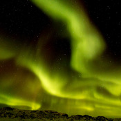 Aurora in the Arctic