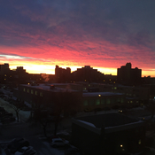 Beautiful Regina Downton Sunrise