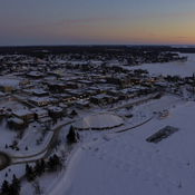 nice shot of kenora