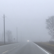 Foggy Weather