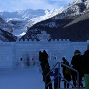 Ice Cravings at Lake Louise