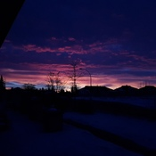 Edmonton Sunrise & Winter Images