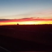 Moose Jaw sunrise
