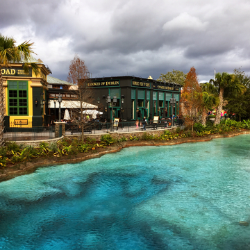 A Moment in Disney Springs