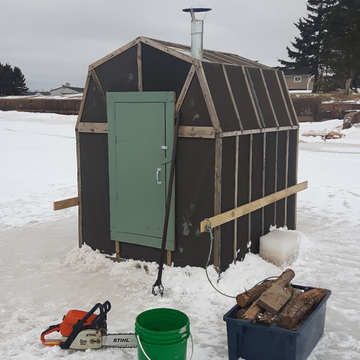Summerside Ice Fishing