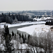 RedDeer River. Jan 23.17