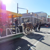 Trolley Rides at Frosty Fest 2017