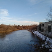 Afternoon walk along Conestogo River