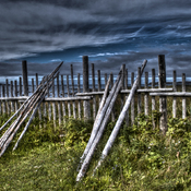 Viking Village ~ L'Anse aux Meadows National Historic Site, Newfoundland