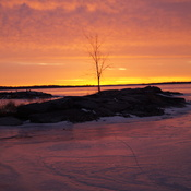 Sunrise on the Bay of Quinte